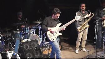 #jazz : Vidéo de Offground Tag live au festival Jazz in Villeneuvette @offground tag #TvLocale-fr #Herault #LRMP