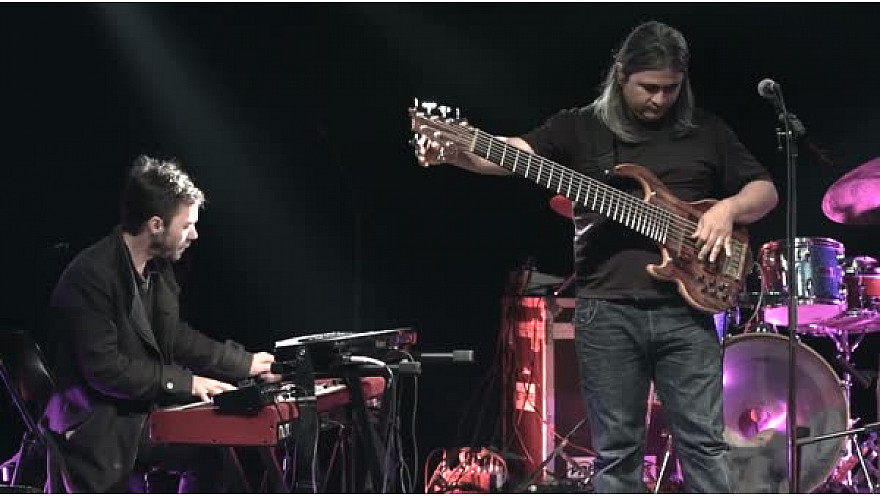 #jazz : Vidéo de comin'sound live au festival Jazz in Villeneuvette @comin'sound #TvLocale-fr #Herault #LRMP