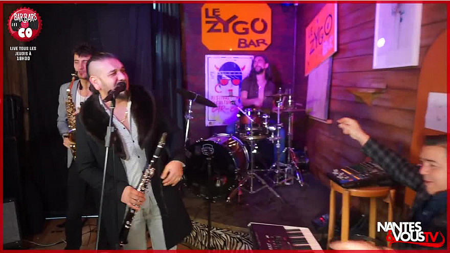 Découvrez le groupe Balkanik Project au Zygo Bar Nantes !